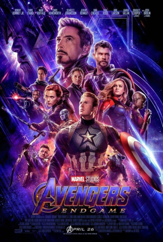 Avengers: Endgame destroza taquilla y récords con estreno multimillonario y mundial