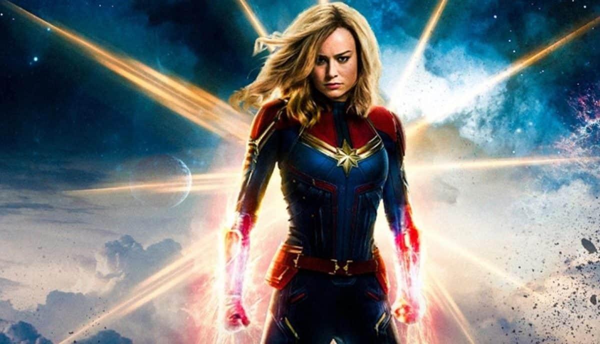 Captain Marvel se adueña de récords y taquilla mundial con éxito