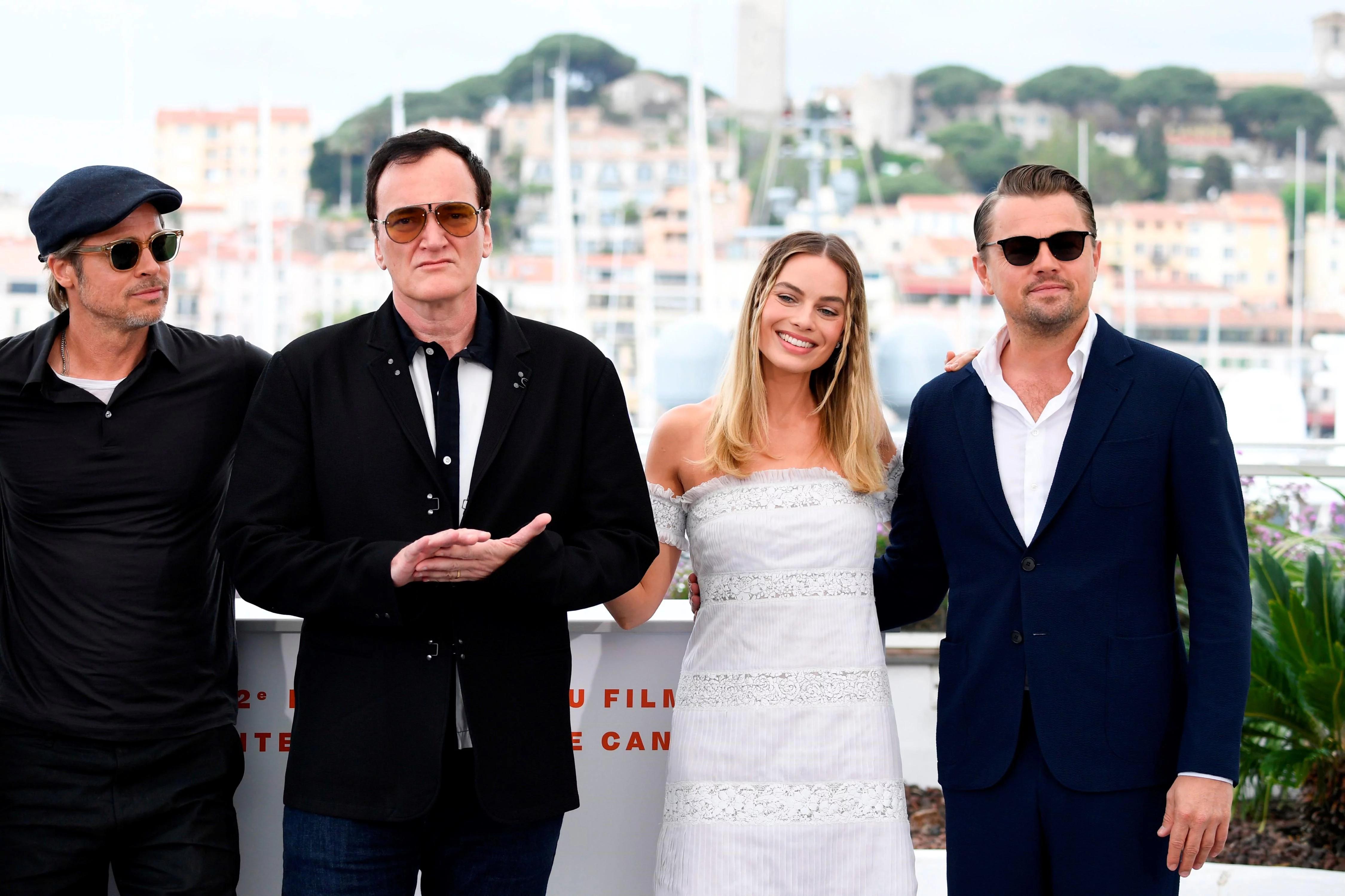 Once Upon a Time in Hollywood de Tarantino conquista Cannes y la crítica