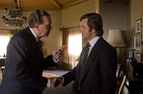Escena de la película Frost/Nixon