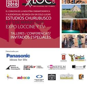 Expo LOCCINE y TV este  4 y 5 de marzo