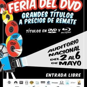 Primer Gran Feria del DVD en el Auditorio Nacional
