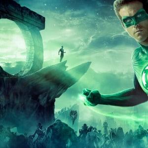 Ryan Reynolds como Linterna Verde (Green Lantern)