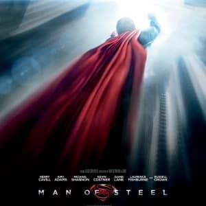 MAN OF STEEL: Nuevo poster viene acompañado con un par de imagenes.