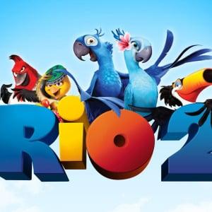 """Teaser trailer de """"Rio 2"""""""