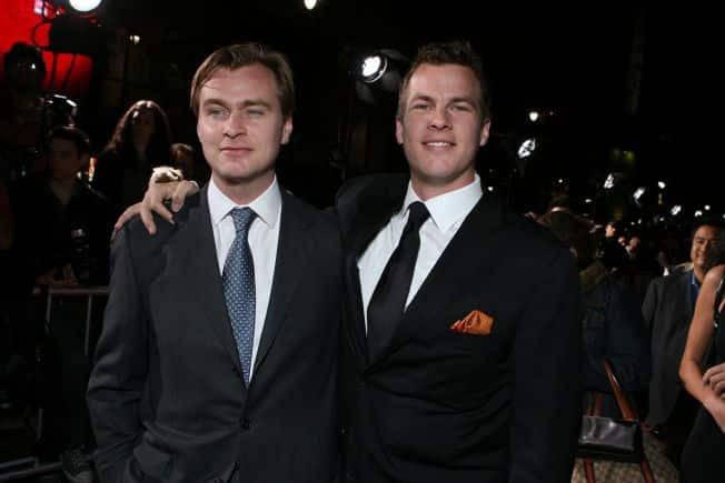 Cristopher Nolan y su hermano Jonathan