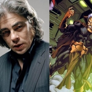 Benicio Del Toro habla sobre ser parte del universo de Marvel y Guardians Of The Galaxy.