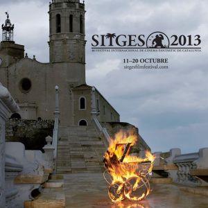 Sitges 2013 - Festival de Cine Fantástico - Poster oficial en homenaje al Bebé de Rosemary