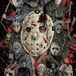 Friday The 13 - Viernes 13