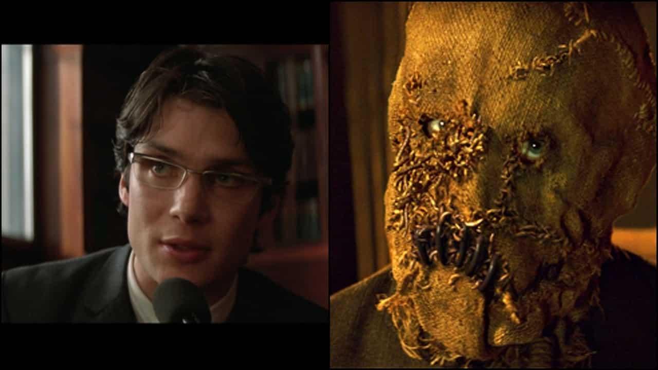 Cillian Murphy como Batman en audición para Batman Begins ...