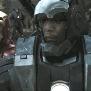Terrence Howard War Machine