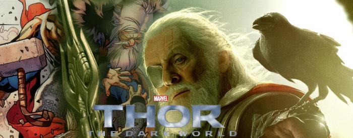 [SPOILER ALERT ]¿Que paso con Odin al final de THOR: The Dark World? Kevin Feige, Alan Taylor y Anthony Hopkins lo discuten.