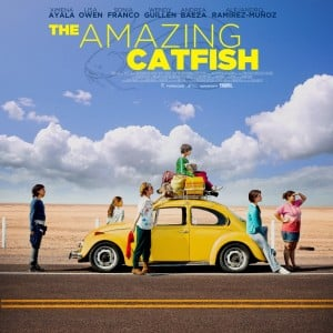 Los insolitos peces gato, Cineteca nacional