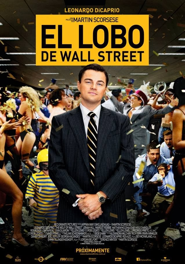 The Wolf of Wall Street. USA 2013. - Martin Scorsese