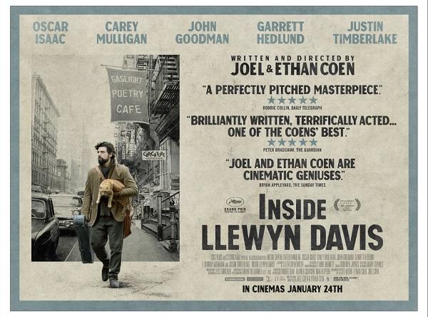 Inside Llewin Davis, Corazon films