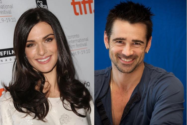 """Colin Farrell y Rachel Weisz protagonizan """"The lobster"""""""