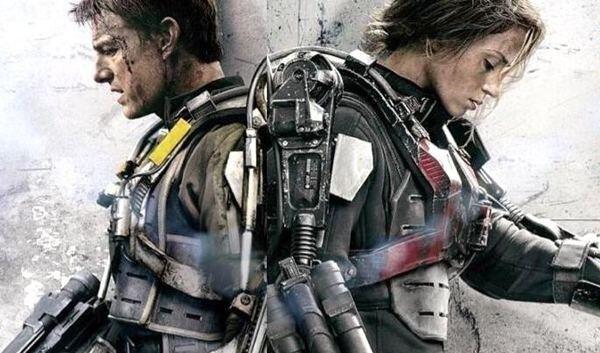 Esimio Films: Edge of Tomorrow - Trailer - All You Need is Kill #LIVEdierepeat