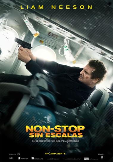 Non-Stop (Sin Escalas), en cartelera hasta el 21 de marzo