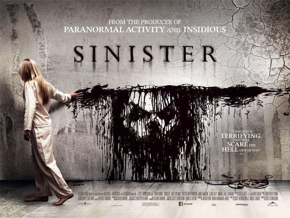 Crítica: Sinister
