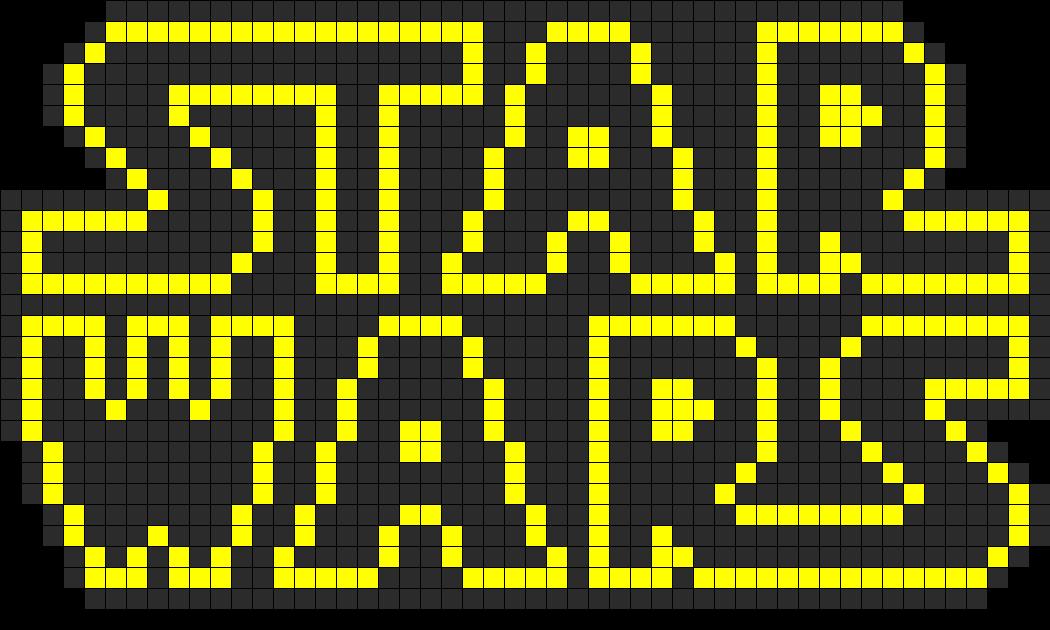http://kandipatterns.com/images/patterns/misc/7044-Star_Wars_Logo.png