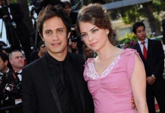 Dolores Fonzi y Gael Garcia Bernal