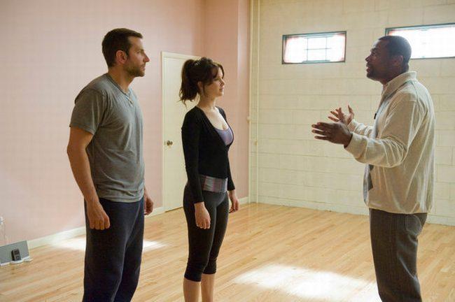 """Bradley Cooper, Jennifer Lawrence y Chris Tucker en """"El lado bueno de las cosas"""""""