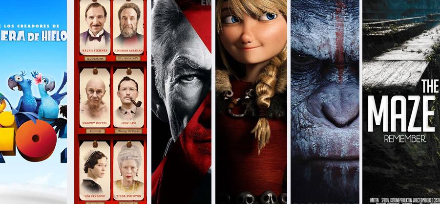 Este año Fox trae las mejores películas