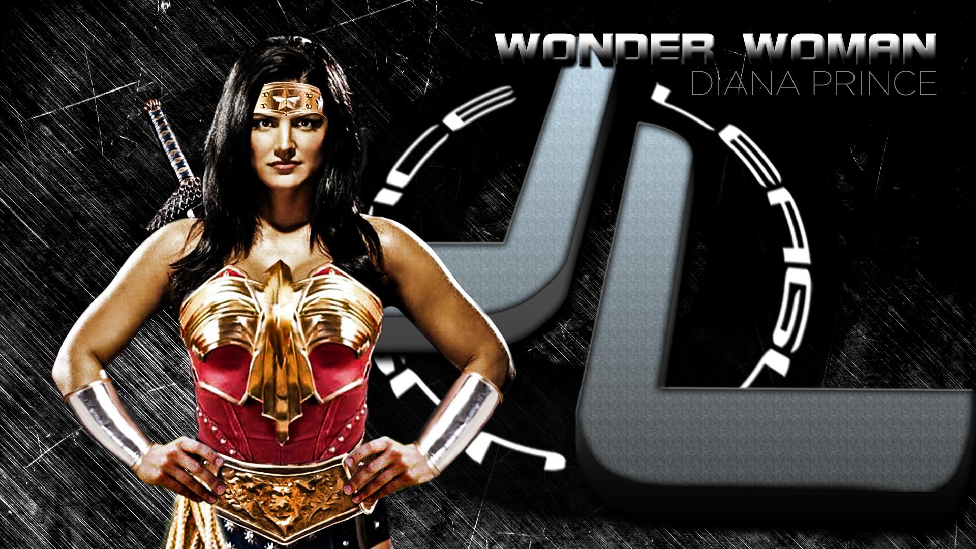 La Wonder Woman De Ensueño Gina Carano Abordá El Que Gal
