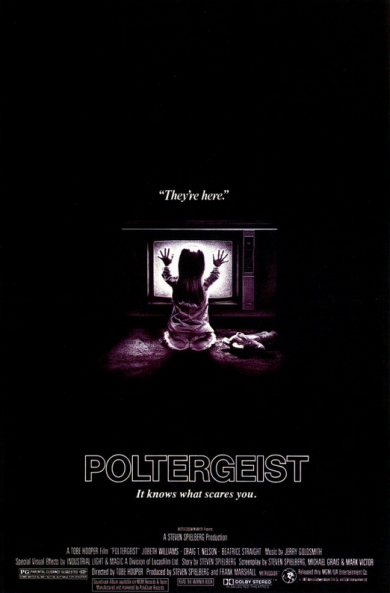 Sam Raimi prepara remake de Polstergeist
