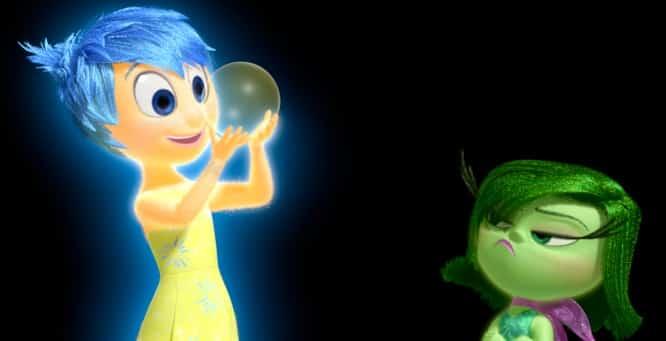 Imagen promocional original de la nueva cinta de Disney y Pixar, Intensamente. Disney y Pixar nos trae un nuevo cortometraje, donde vemos de nueva ocasión a Riley, esta ocasión un poco más grande ahora en una cita. Inside Out es dirigida por Pete Docter y estelarizada por Amy Poehler, Bill Hader, Mindy Kalling, Lewis Black y Mindy Kaling. Inside Out llegó a cines este pasado 19 de Junio de 2015.