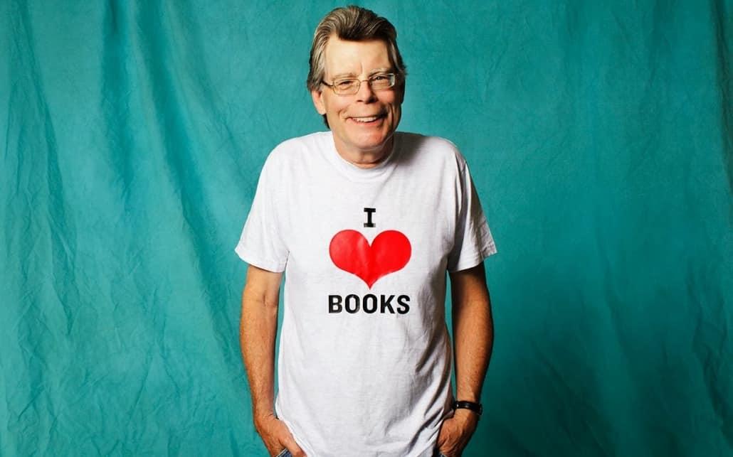 Escritor Stephen King