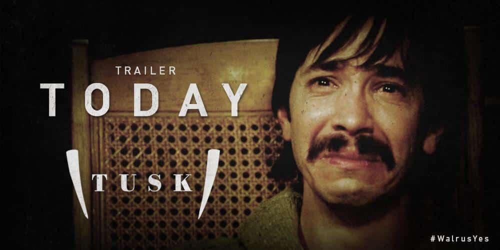Tusk #WalrusYes