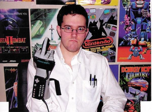 James Rolfe (Angry Video Game Nerd)