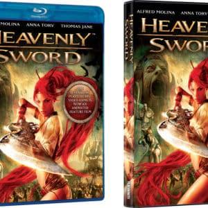 Película Heavenly sword