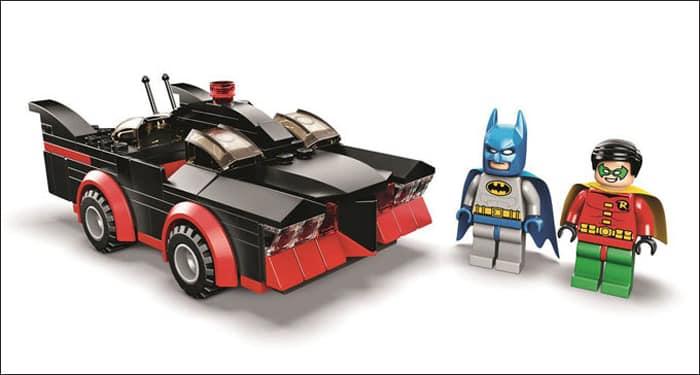 Lego classic TV Batmobile