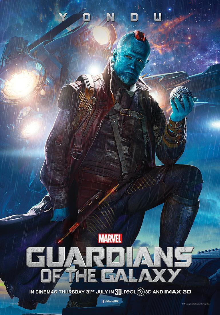 ¿Podría regresar Yondu al Universo Cinematográfico Marvel?