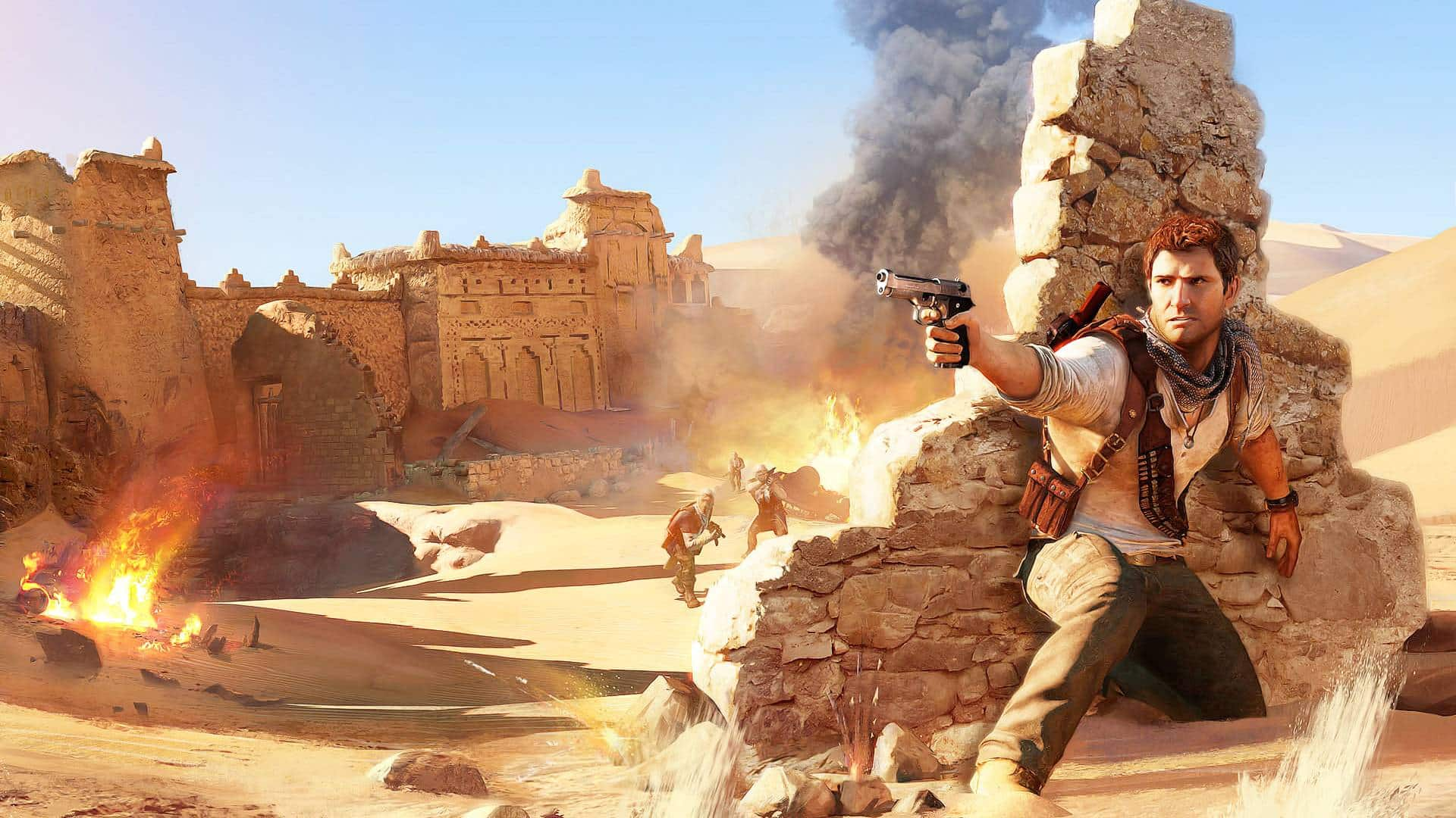 Uncharted junio 10 2016