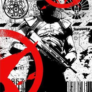 The Hunger Games Mockingjay posters personajes Distrito 13