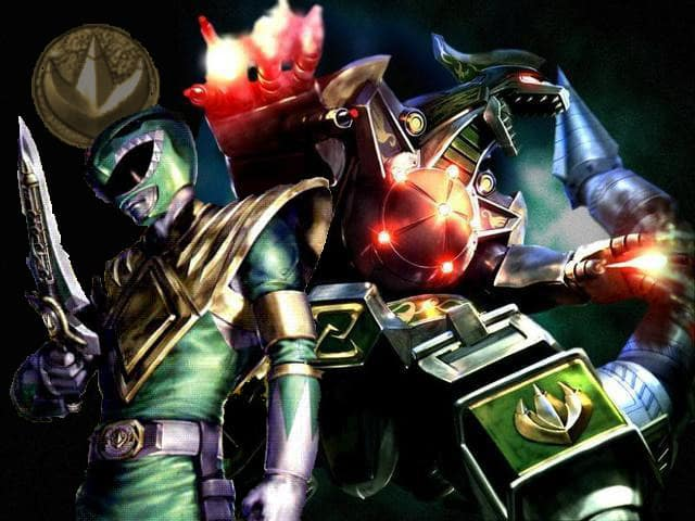 Jason David Frank tendrá participación en el reboot de POWER RANGERS.