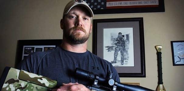 Chris Kyle - American Sniper