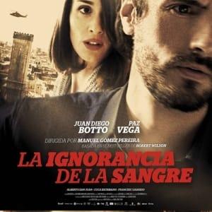 """Trailer y cartel de """"La ignorancia de la sangre"""""""
