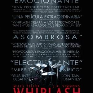 """Trailer y cartel en español de """"Whiplash"""""""