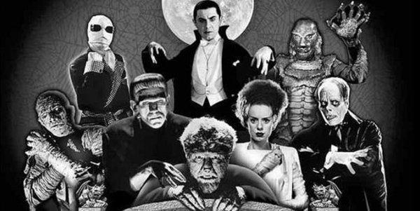 Monstruos Clásicos de Universal