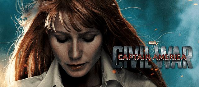 Gwyneth Paltrow CIVIL WAR