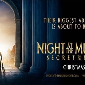Una noche en el museo 3 - El secreto de la tumba