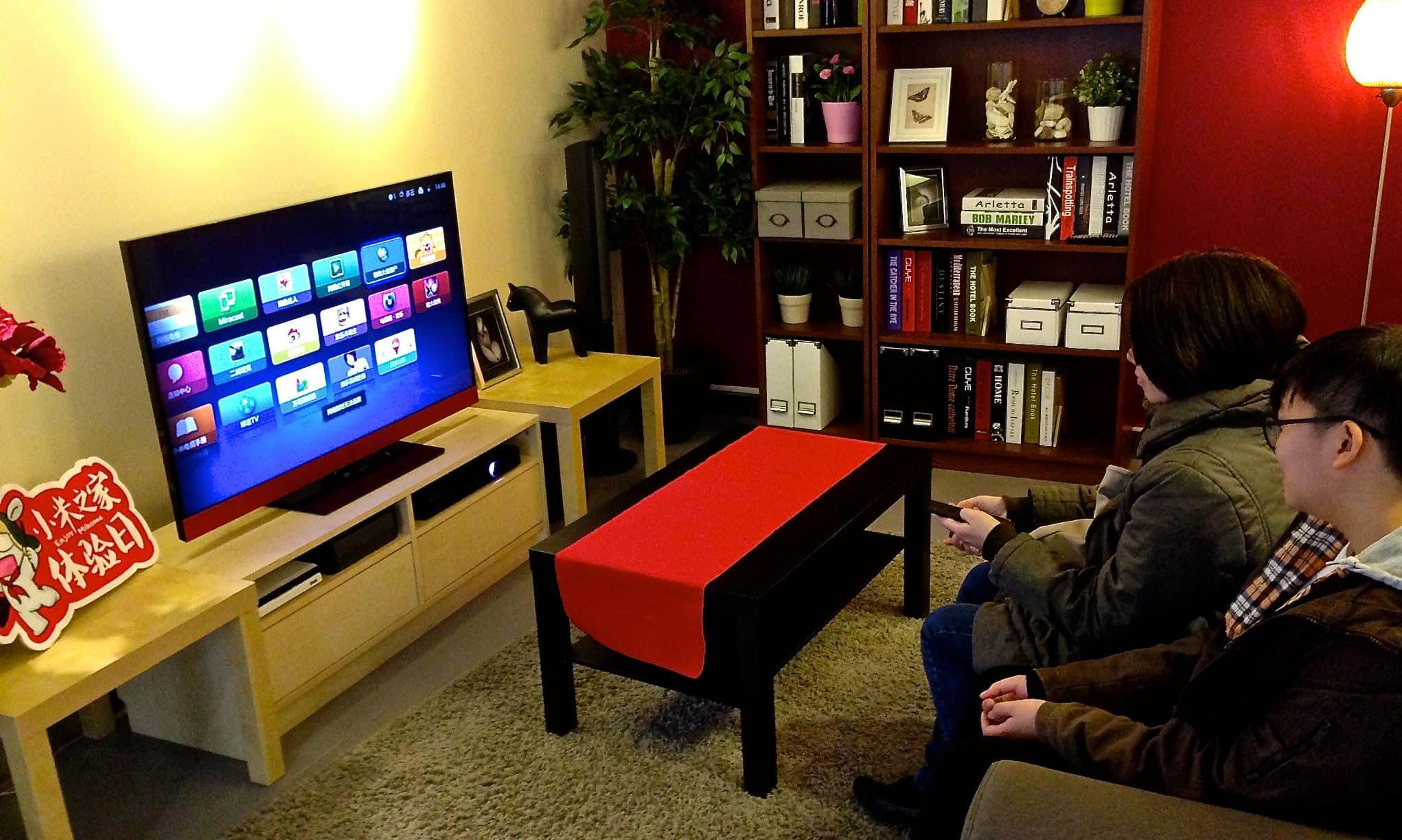 Xiaomi invertirá en grande por contenidos internet tv
