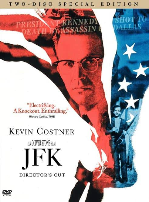 JFK Open Case / película / 1991