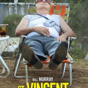 St. Vincent (Bill Murray) - 2014