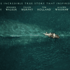 Nuevo trailer para In the Heart of the Sea de Ron Howard #‎IntheHeartoftheSea‬
