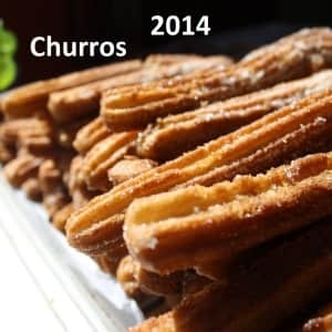 2014: El Churro Strikes Back